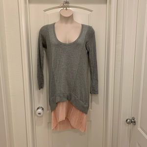 Victoria secret tunic sweater